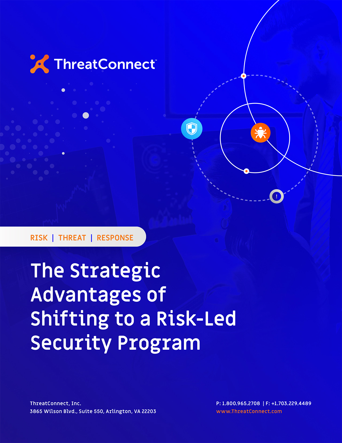 Risk, Threat, Response White Paper ThreatConnect